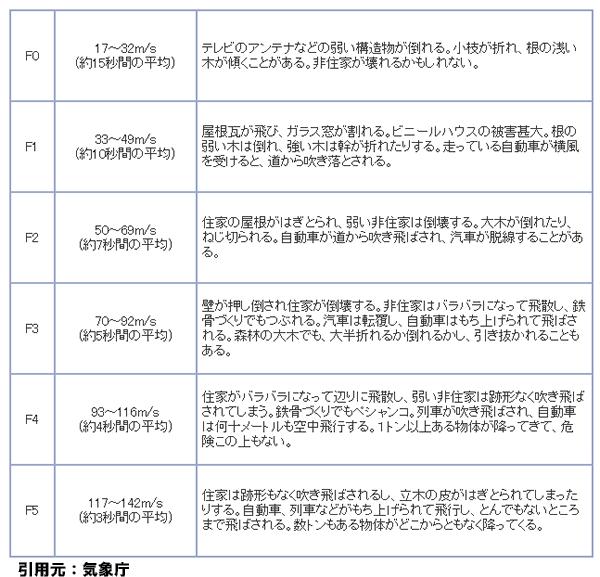 藤田スケール