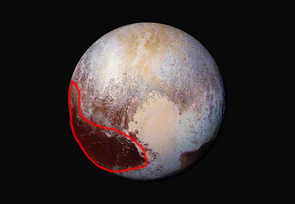 冥王星の最新画像