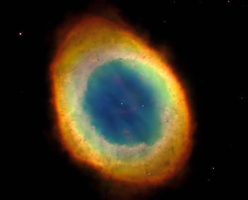 こと座 環状星雲 M57
