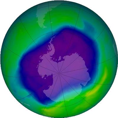 オゾンホール