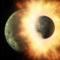 月の直径は地球の四分の一 ・この数字が意味するものとは!