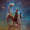 わし星雲M16の創造の柱
